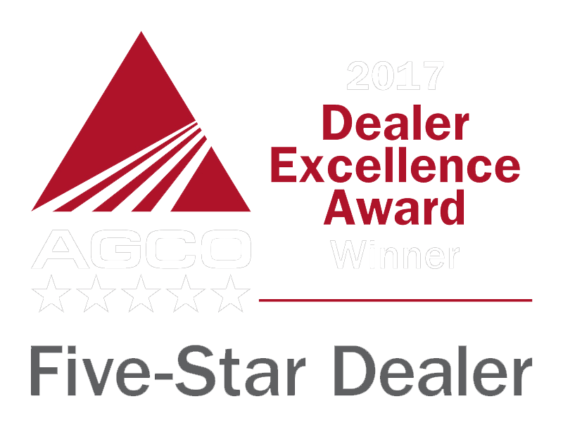 Agco Five Star Award