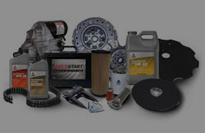 Manzer Equipment Parts